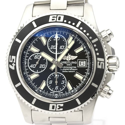 Breitling Superocean Automatic Stainless Steel Men's Sports Watch A13341 BF518971