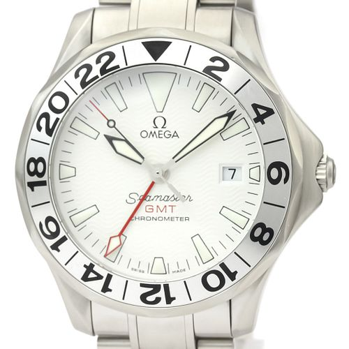 OMEGA Seamaster 300M GMT Steel Automatic Mens Watch 2538.20 BF522032