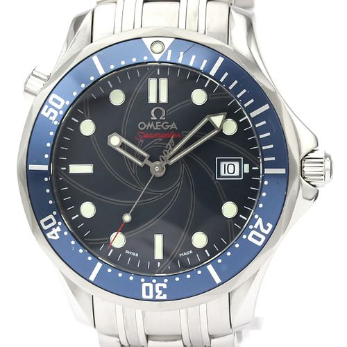 Omega Seamaster Automatic Stainless Steel Men's Sports Watch 2226.80 BF526440