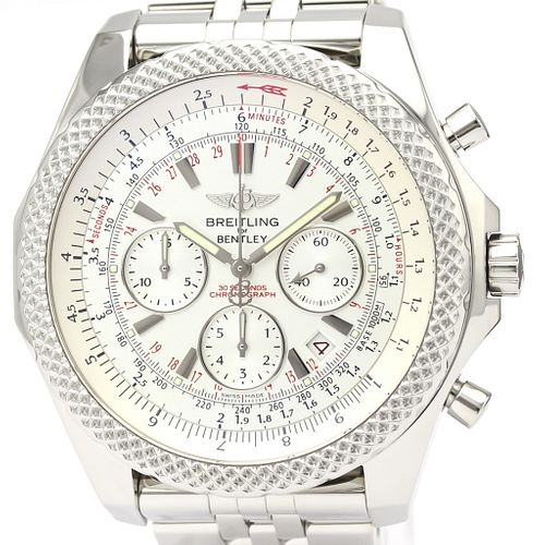 Breitling Bentley Automatic Stainless Steel Men's Sports Watch A25364 BF526540