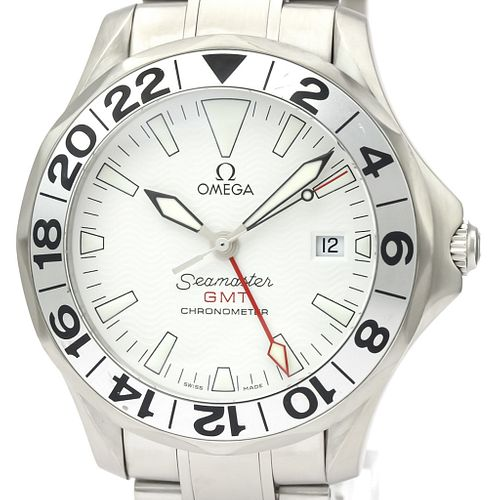 OMEGA Seamaster 300M GMT Steel Automatic Mens Watch 2538.20 BF526582