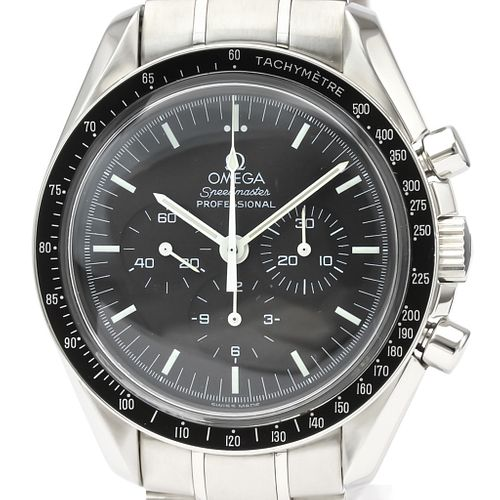 OMEGA Speedmaster Professional Sapphire Back Watch 3572.50 BF526915