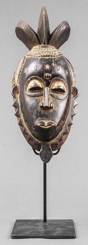 African Baule Mask, Côte d'Ivoire