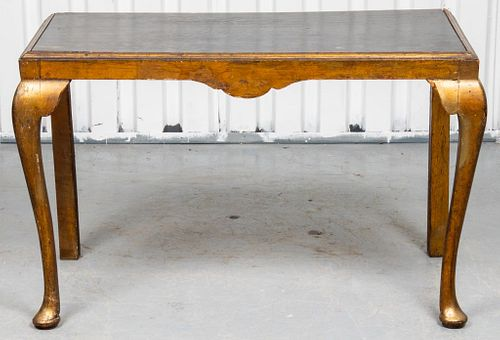 Georgian Style Giltwood Console Table