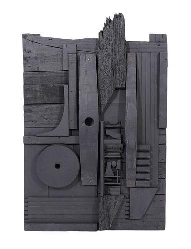 Louise Nevelson 'Sky Gate XXXVI' Sculpture