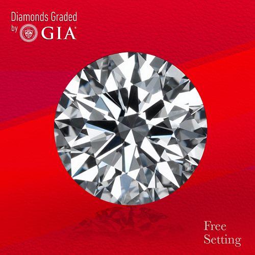 1.22 ct, D/FL, TYPE IIa Round cut Diamond. Unmounted. Appraised Value: $41,900