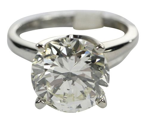 14kt. 5.53ct. Diamond Ring
