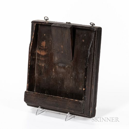 Wood Scrub Box