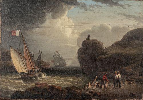 Robert Salmon (Massachusetts/United Kingdom, 1775-1844)