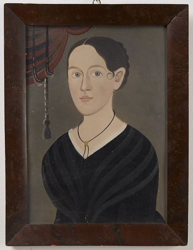 Prior-Hamblin Portrait of a Young Lady