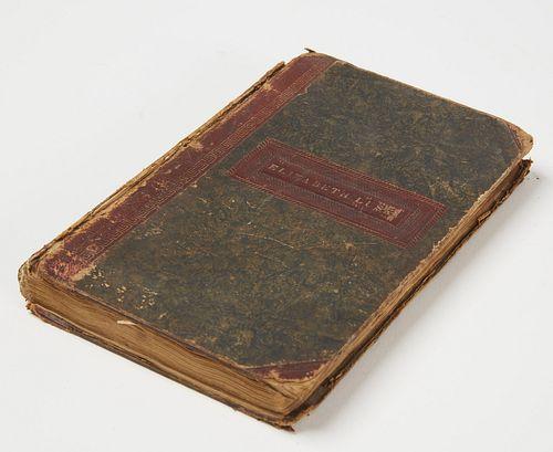Civil War Diary - Amherst 1826