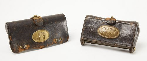 Two Civil War Cartridge Cases
