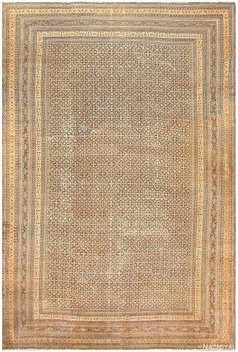 ANTIQUE PERSIAN KHORASSAN CARPET 24 ft x 16 ft 5 in (7.32 m x 5 m)