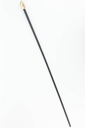 1829 Cane/Walking Stick Attributed to Jackson