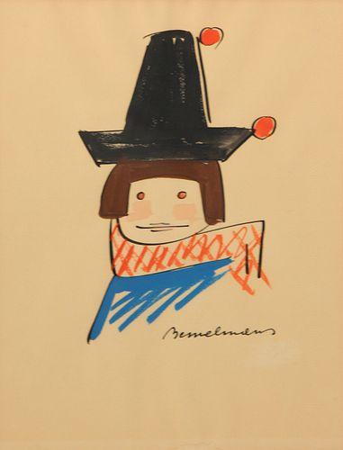 LUDWIG BEMELMANS (FRENCH, 1898-1962).