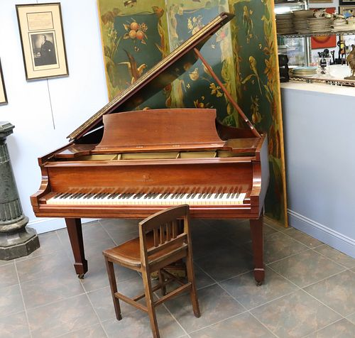 Steinway & Sons Model M, Serial # 286942  Piano