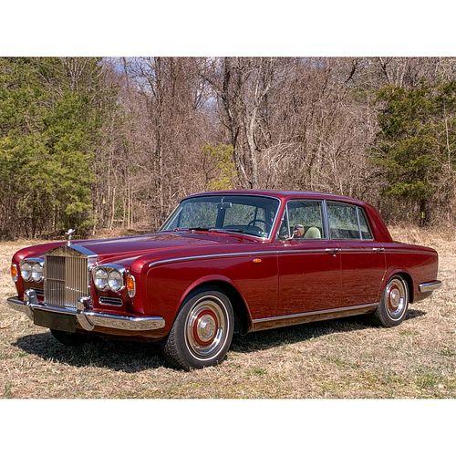 1967 Rolls Royce Silver Shadow Sedan