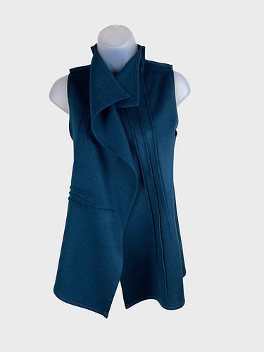 Short Cashmere Vest