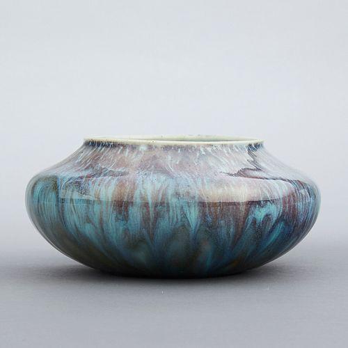 Robineau 1910 University City Porcelain MC Flambe Glaze