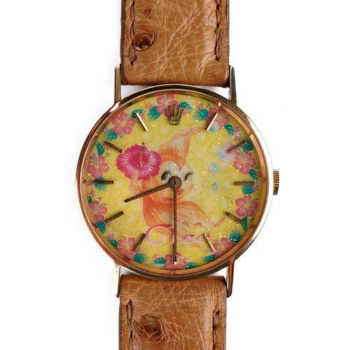 Rolex 18K Gold 19 Jewels 1600 Wristwatch
