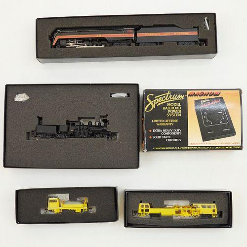 Grp: Spectrum HO Scale Train Maintenance Of Way Vehicles