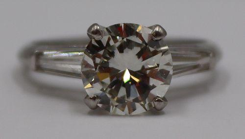 JEWELRY. 1.78 RBC Diamond GIA Report No 2215554033