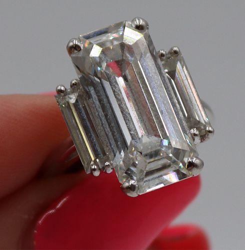 JEWELRY. 7.19ct Diamond GIA Report No. 2215554031.