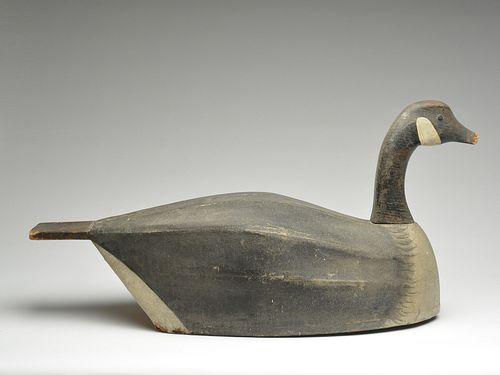 Oversize Canada goose, Joseph Lincoln, Accord, Massachusetts 1st quarter 20th century.