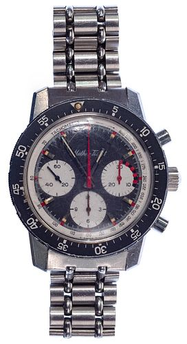 Mathey-Tissot Chronograph Wrist Watch