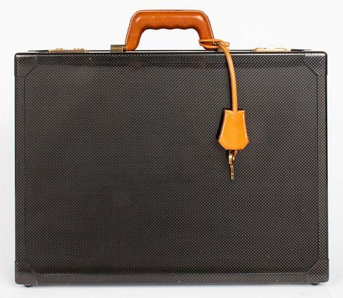 Hermes Espace Carbon Fiber Briefcase, Ltd Edition