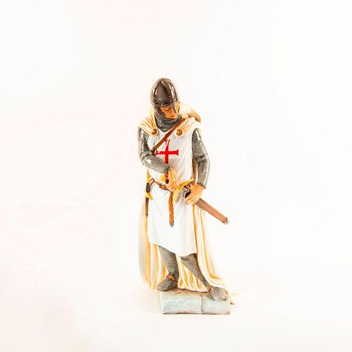 Royal Doulton Prestige Figurine, Knight of the Crusade