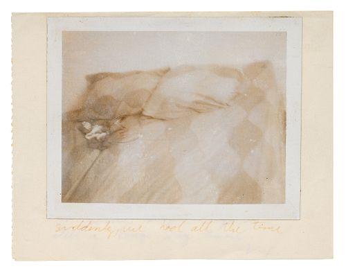 Felix Gonzalez-Torres(American, 1957-1996) Additional Material [No Title]