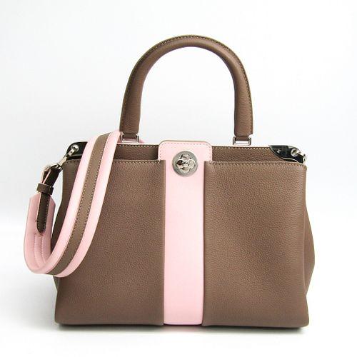 Louis Vuitton Astrid M54374 Women's Handbag Taupe BF336678