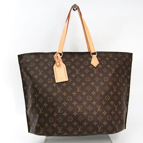Louis Vuitton Monogram All In MM M47029 Women's Tote Bag Monogram BF338496