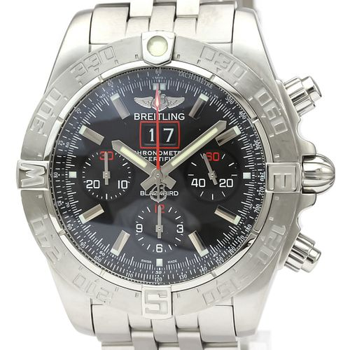 Breitling Chronomat Automatic Stainless Steel Men's Sports Watch A44360 BF527444