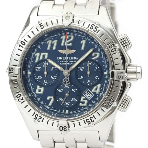 Breitling Chronoracer Quartz Stainless Steel Men's Sports Watch A69048 BF527406