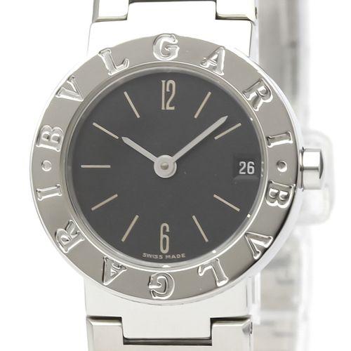 Bvlgari Bvlgari Bvlgari Quartz Stainless Steel Women's Dress Watch BB23SSD BF527505