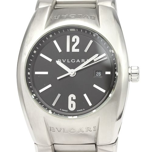 Bvlgari Ergon Quartz Stainless Steel Women's Dress Watch EG30S BF527901