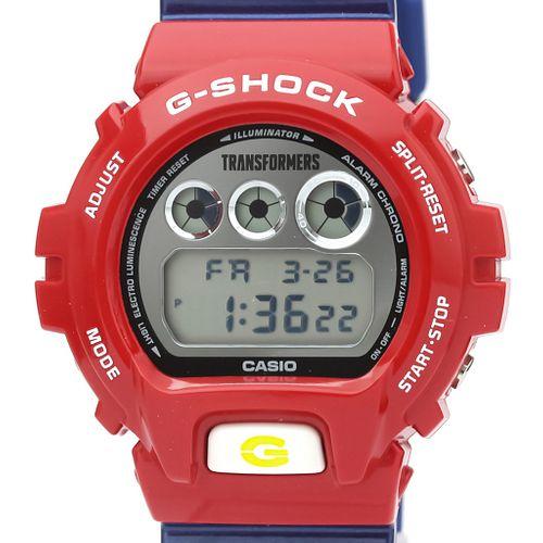 Casio G-Shock Quartz Men's Sports Watch DW-6900TF-SET BF503506