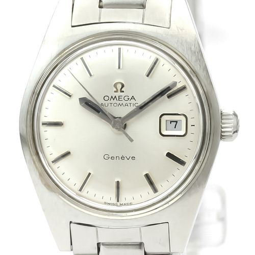 Omega Geneve Automatic Stainless Steel Women's Dress Watch 566.012 BF527950