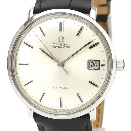 Omega Seamaster Automatic Stainless Steel Men's Dress Watch BF527488