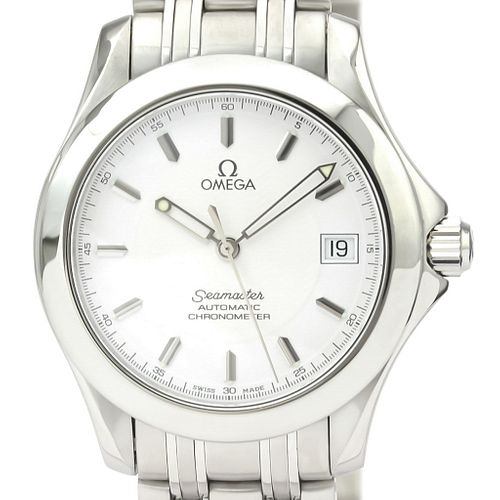 Omega Seamaster Automatic Stainless Steel Men's Sports Watch 2501.21 BF526413