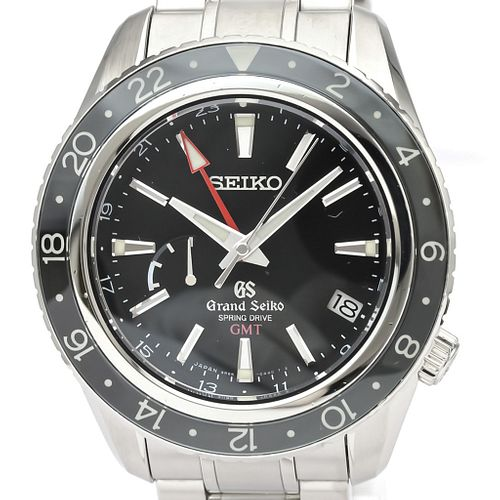 Seiko Grand Seiko Spring Drive Stainless Steel Men's Sports Watch SBGE001(9R66-0AA0) BF527407