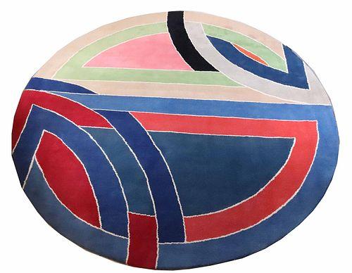 Frank Stella, Wool Pile Tapestry