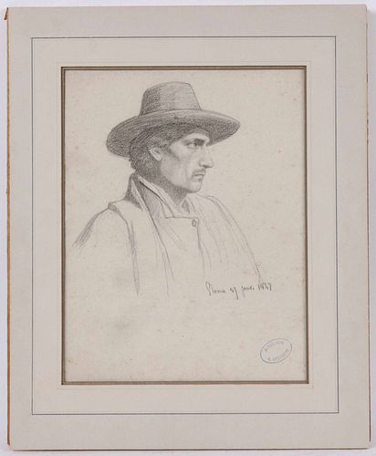 Louis Georges Brillouin, Chalk, Study of Man