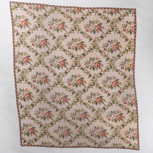 Floral Needlework Carpet