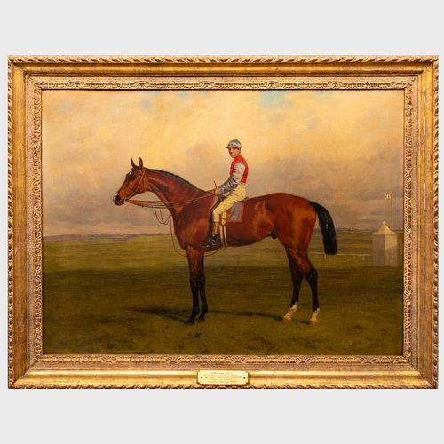 Harry Hall (1814-1882): Charon