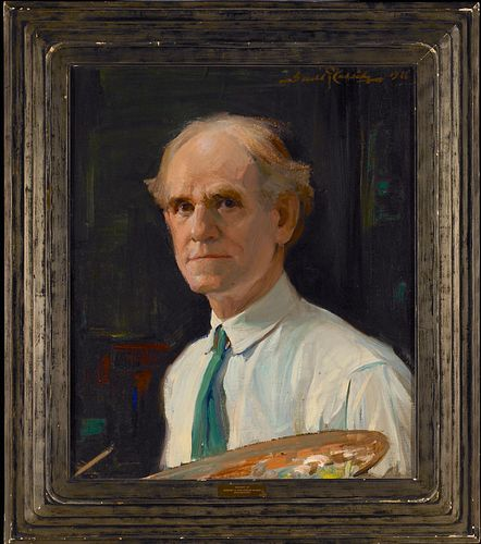 Cassidy Gerald, The Artist - Self Portrait, 1928