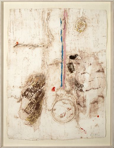 Helen Frankenthaler, Parets VII, 1987