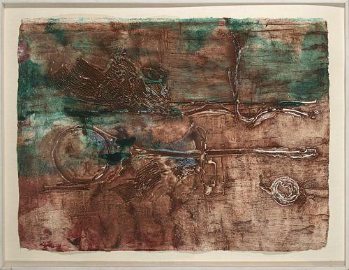 Helen Frankenthaler, Parets II, 1988